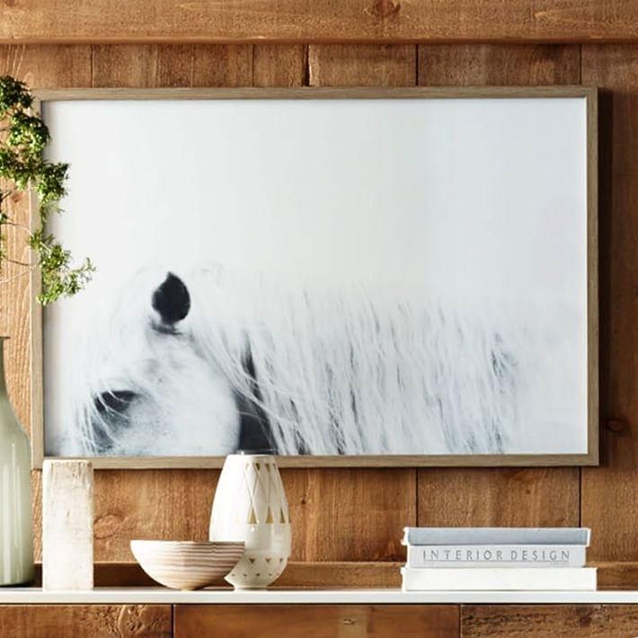 Framed Prints – Horses | West Elm Within Framed Art Prints (View 15 of 15)