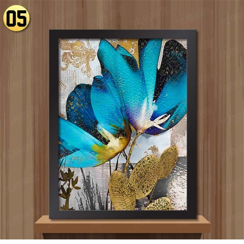 Framed Wall Art Canvas Painting Ethnic Pictures For Bedroom And With Regard To Ethnic Canvas Wall Art (View 15 of 15)
