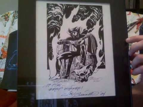 Framing My Comic Prints, Posters, And Comic Book Community Art With Regard To Framed Comic Art Prints (Image 8 of 15)
