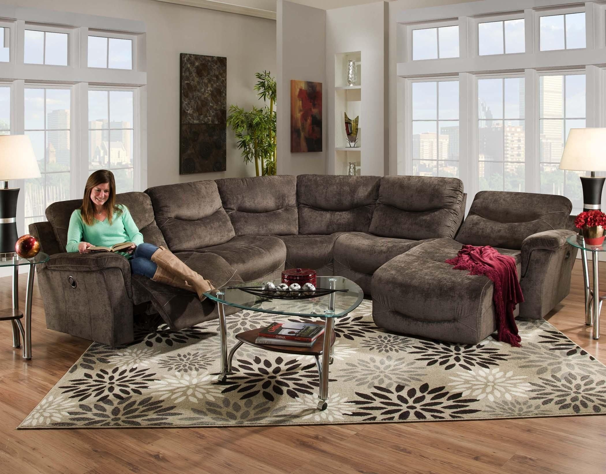 Franklin Furniture: Milano Collection Sectional Sofa Without Inside Harrisburg Pa Sectional Sofas (Image 6 of 10)