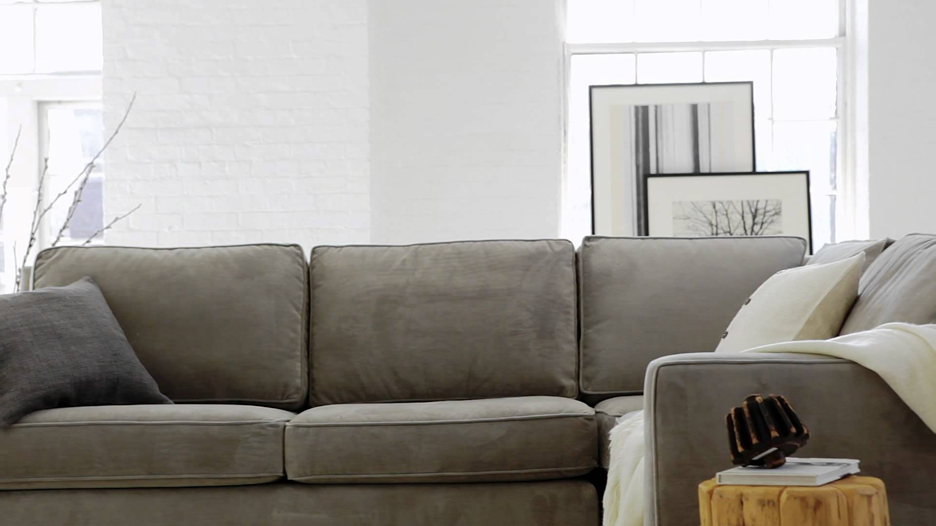 Fresh 3 Seat Sectional Sofa West Elm – Mediasupload Intended For West Elm Sectional Sofas (View 3 of 10)
