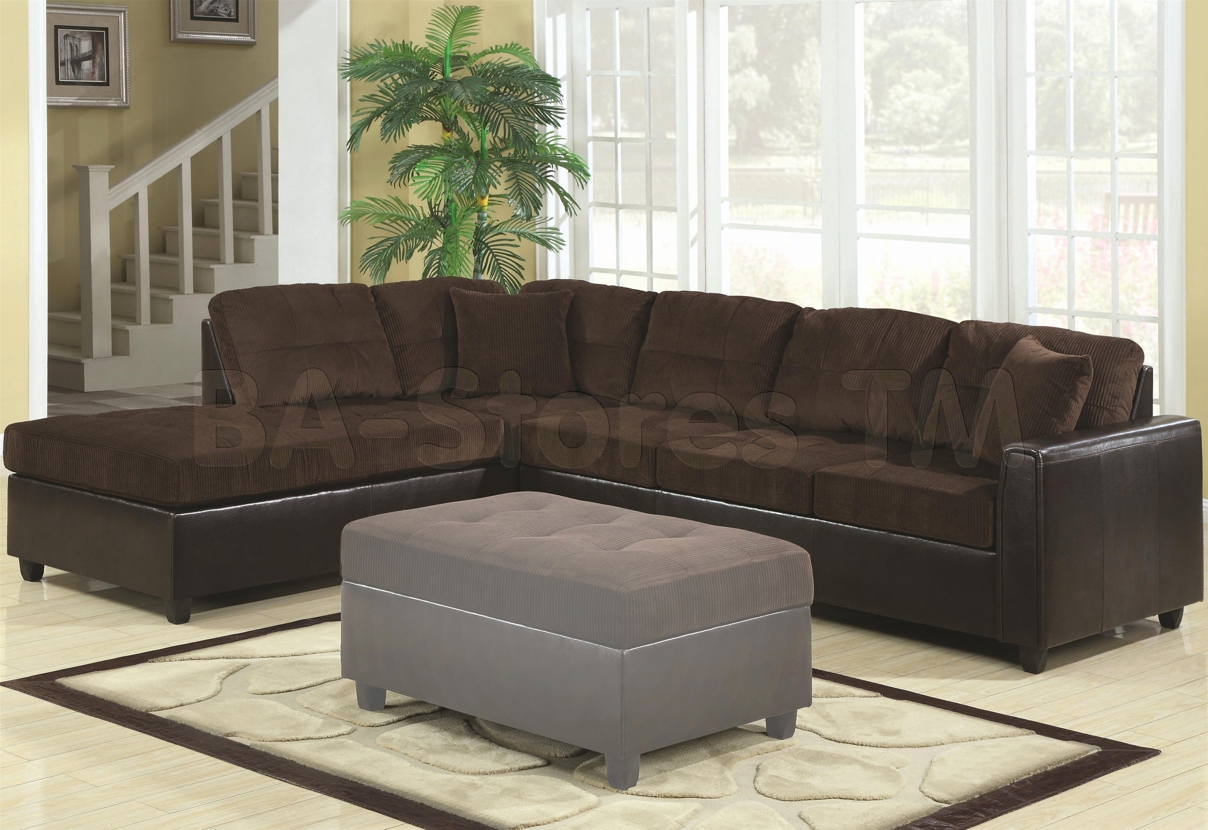 Fresh Sectional Sofa Beds For Small Spaces 2018 – Couches And Sofas For Sectional Sofas At Ebay (Image 1 of 10)