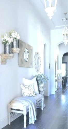 Front Hallway Decor Idea Best Front Hallway Ideas On Entrance With Entryway Wall Accents (View 14 of 15)