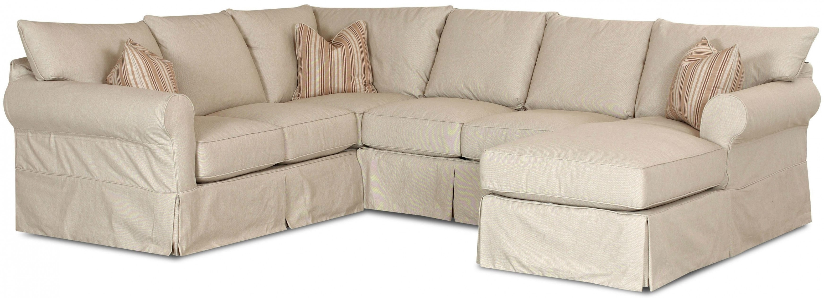 Furniture : Amazing 3 Piece Sectional Couch Covers Lovely Futon Regarding Sectional Sofas With Covers (View 4 of 10)