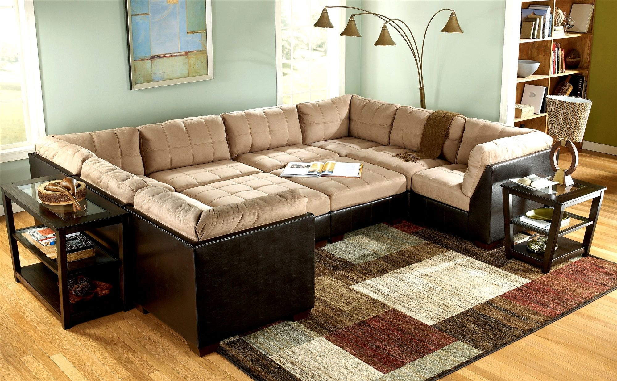Furniture: American Freight Sectionals For Luxury Living Room Sofas Within Sectional Sofas In Savannah Ga (View 4 of 10)