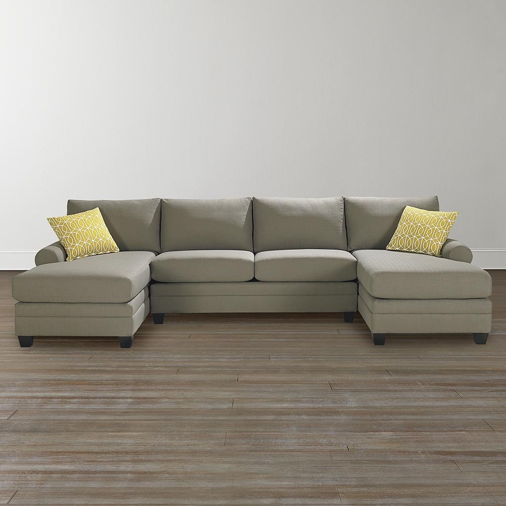 Furniture : Back Camera New Corduroy Armless Sectional Sofa Furnitures Pertaining To Joining Hardware Sectional Sofas (Image 5 of 10)