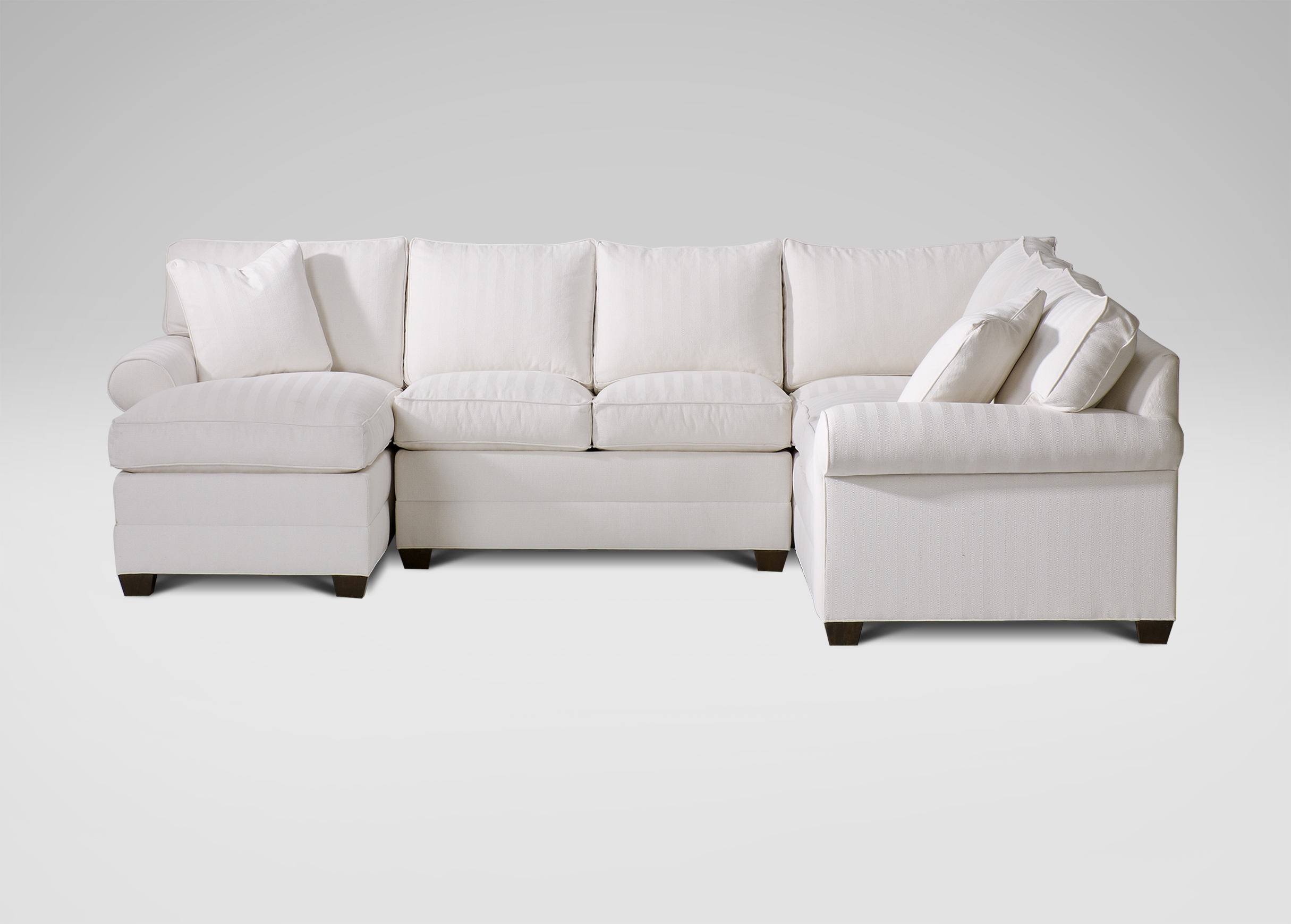 Furniture: Ethan Allen Sectional Sofas Bennett Sofa Reviews throughout Sectional Sofas At Ethan Allen