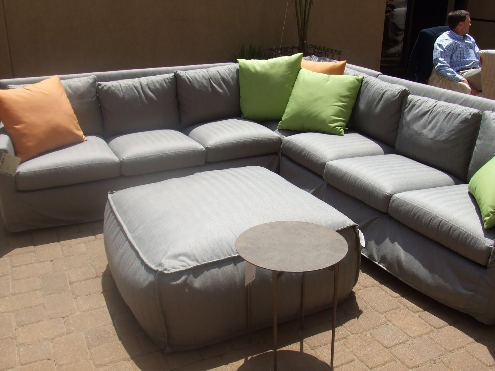 Furniture: Exciting Beige Sofa With Gardiners Furniture And In Gardiners Sectional Sofas (Image 4 of 10)