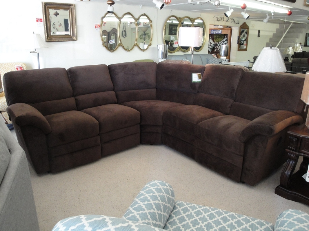 Furniture: Fresh Lazy Boy Sectional Sofa 14 With Additional Modern With La Z Boy Sectional Sofas (Image 3 of 10)