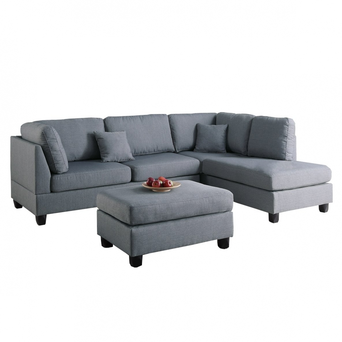 Furniture: Furniture: Changeable Sofa | Walmart Sectional Sofa With Regard To Sectional Sofas At Walmart (Image 4 of 10)
