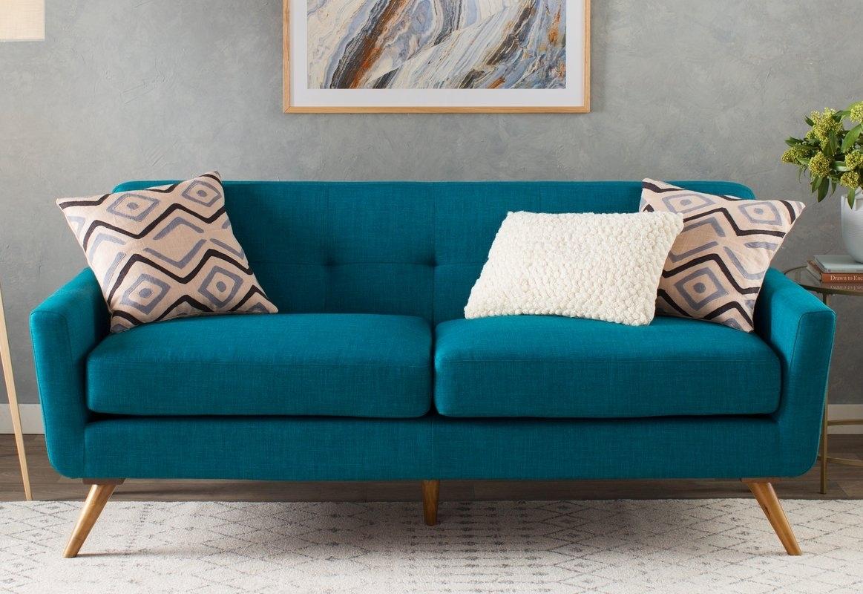 Furniture : Hot Pink Tufted Sofa Furniture Legs Dallas Tx Riemann Regarding Pensacola Fl Sectional Sofas (Image 3 of 10)