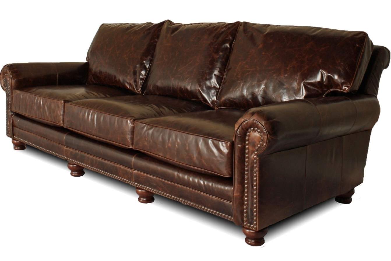 Furniture : Lovely Custom Leather Sectional Sofa 12 For Your Intended For Kitchener Sectional Sofas (View 8 of 10)