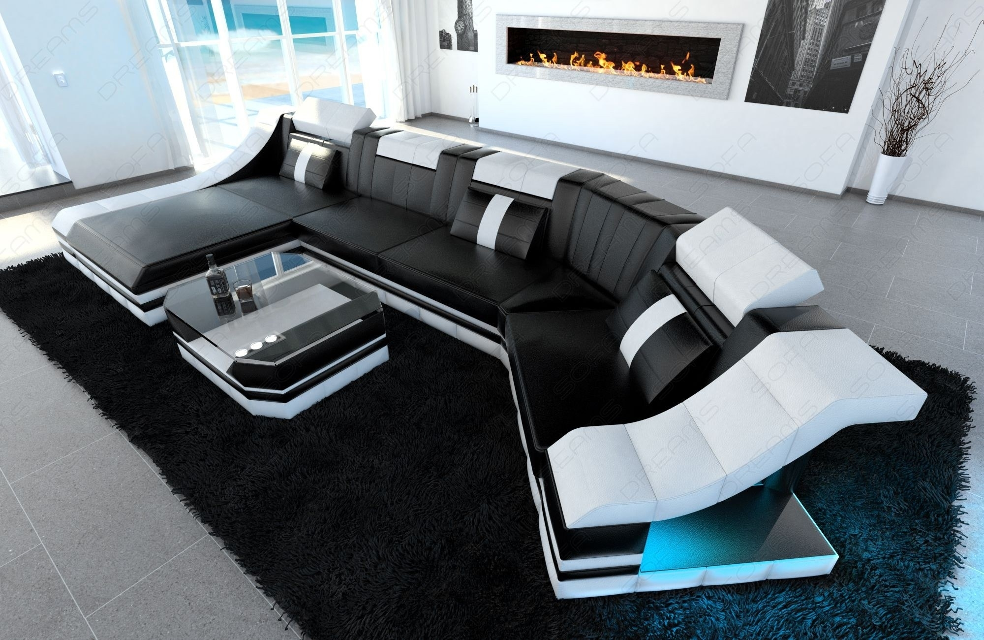 Featured Photo of Luxury Sectional Sofas