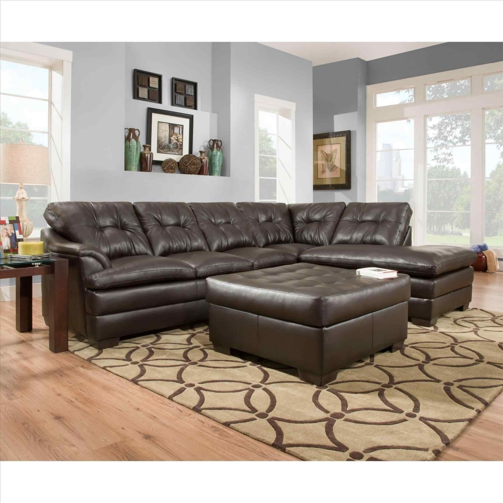 Furniture: Microsuede Sectional New Sectional Sofa Reviews Run Within Oshawa Sectional Sofas (View 7 of 10)