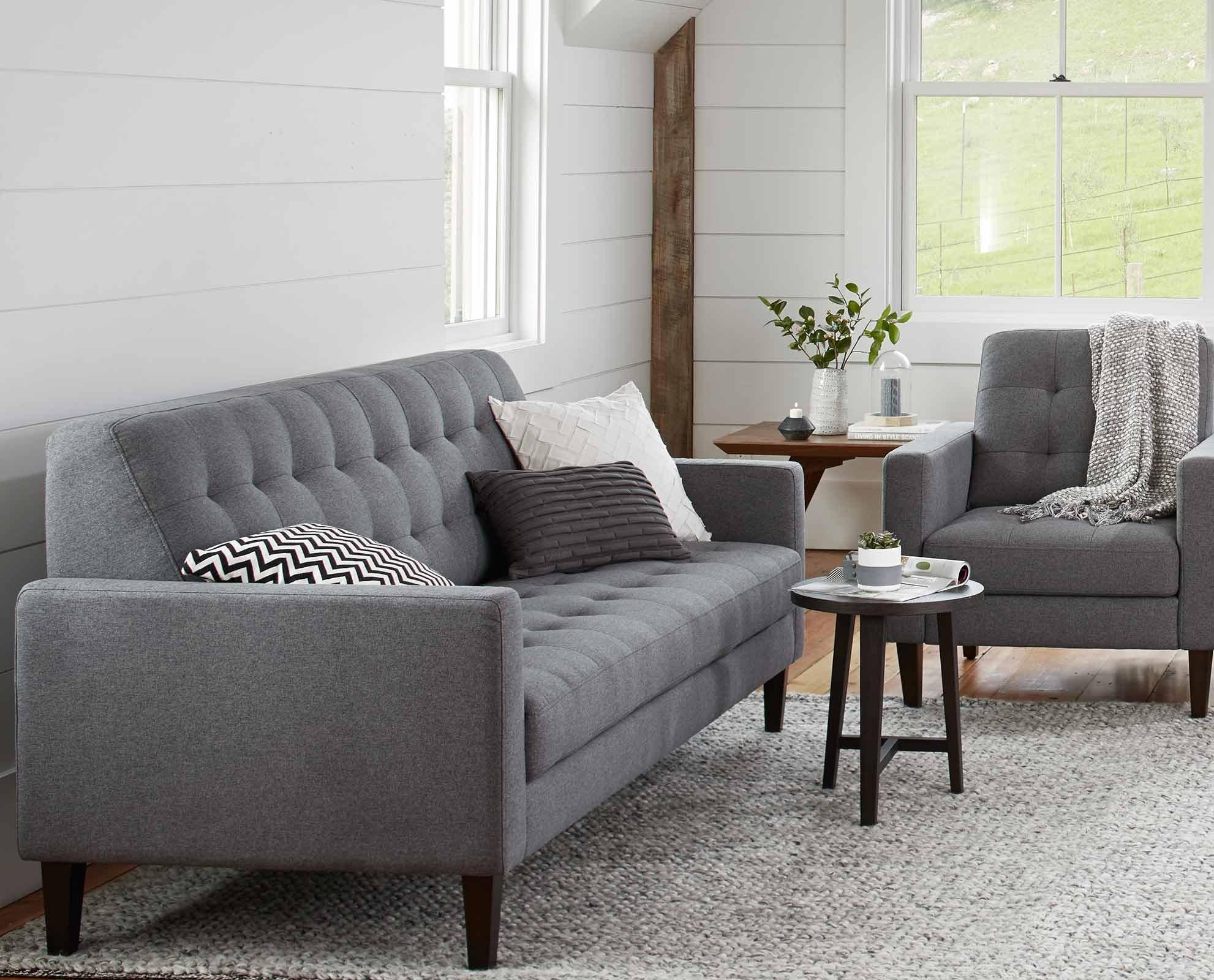 Furniture: Modern Living Room Sofas Designtillary Sofa — Spy For Dania Sectional Sofas (Image 3 of 10)