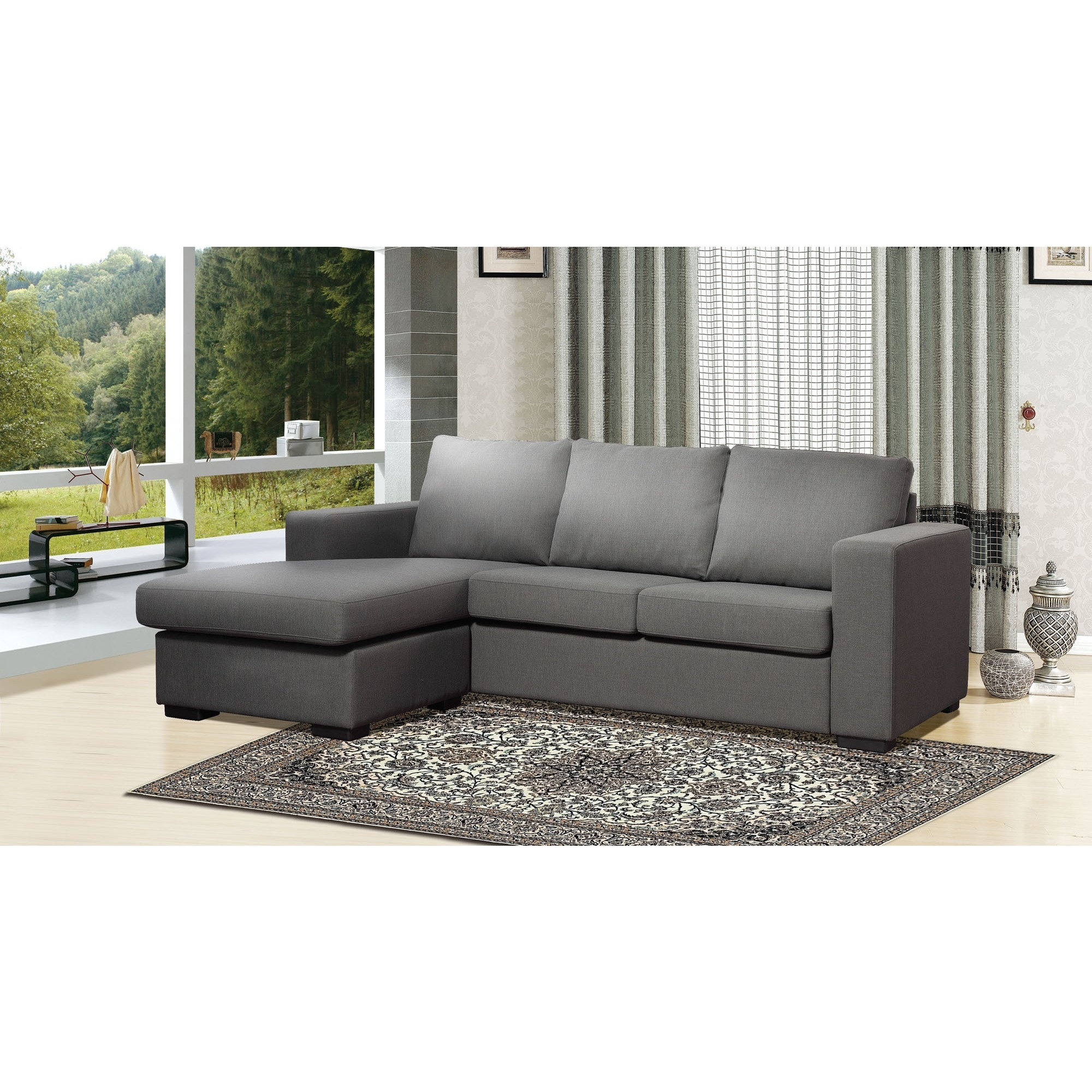 Furniture : Sectional Couch Rug Placement Corner Couch With Cup Pertaining To Sectional Sofas At Bc Canada (Image 6 of 10)