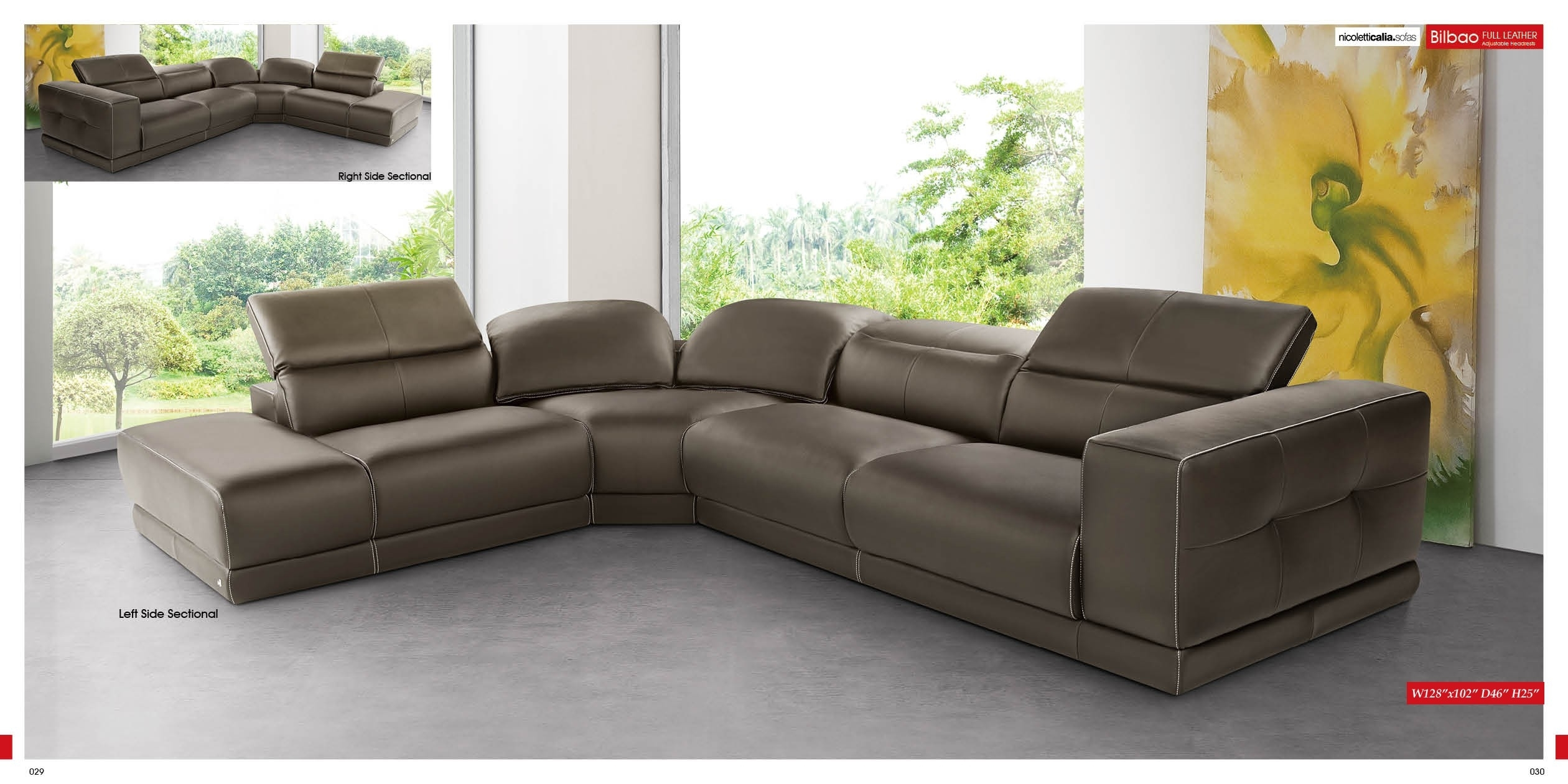 Furniture : Sectional Sofa 120 Sectional Couch Guelph Recliner 3 Inside 110X110 Sectional Sofas (Image 9 of 10)