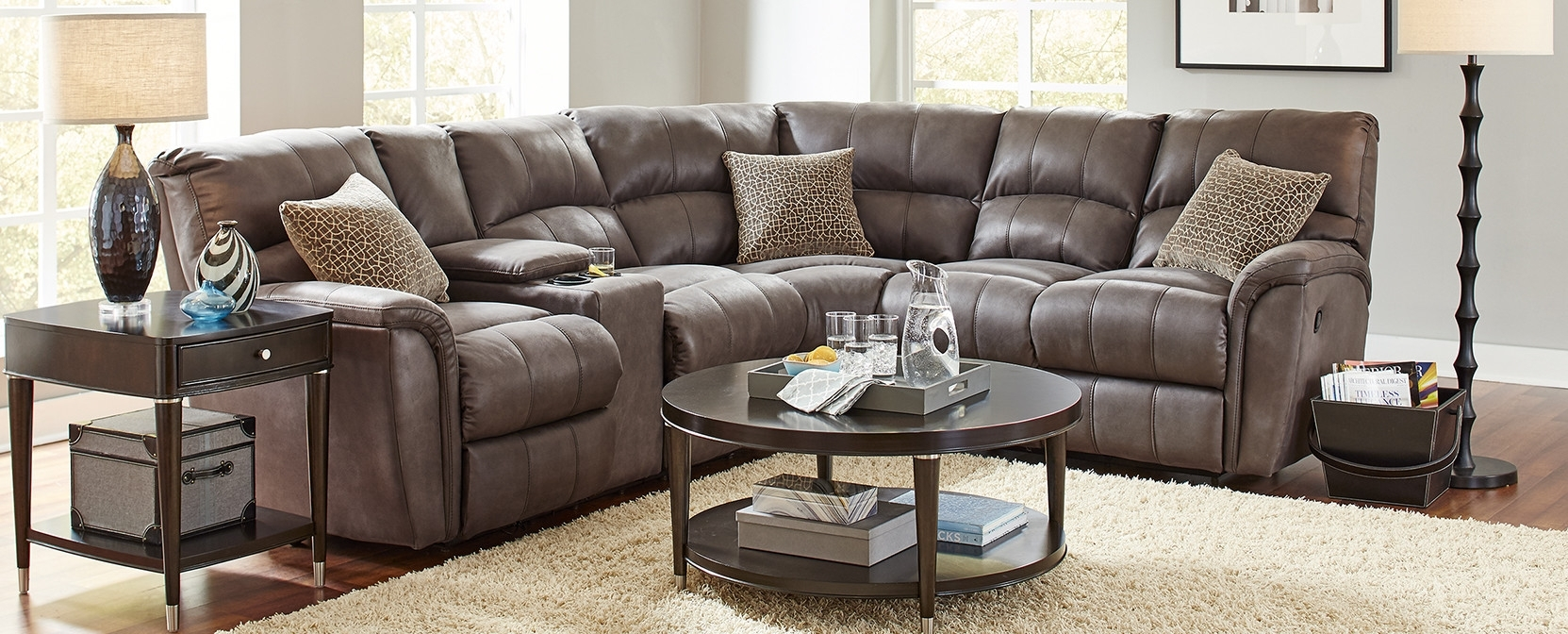 Furniture Sectional Sofa With Regard To Visalia Ca Sectional Sofas (Image 5 of 10)