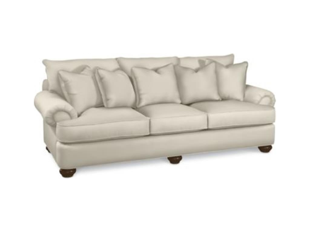 Furniture: Thomasville Living Room Portofino Large Sofa 8106 11 With Thomasville Sectional Sofas (Image 3 of 10)