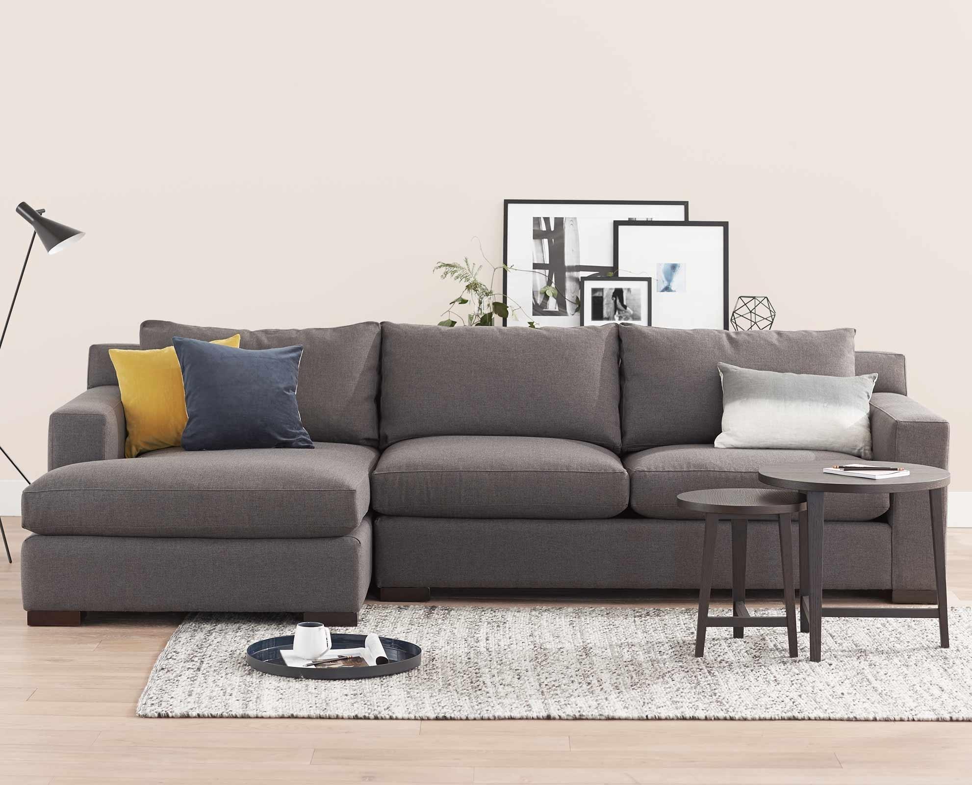 Furniture: Wonderful Selection Of Qualitydaniafurniture Pertaining To Dania Sectional Sofas (Image 4 of 10)