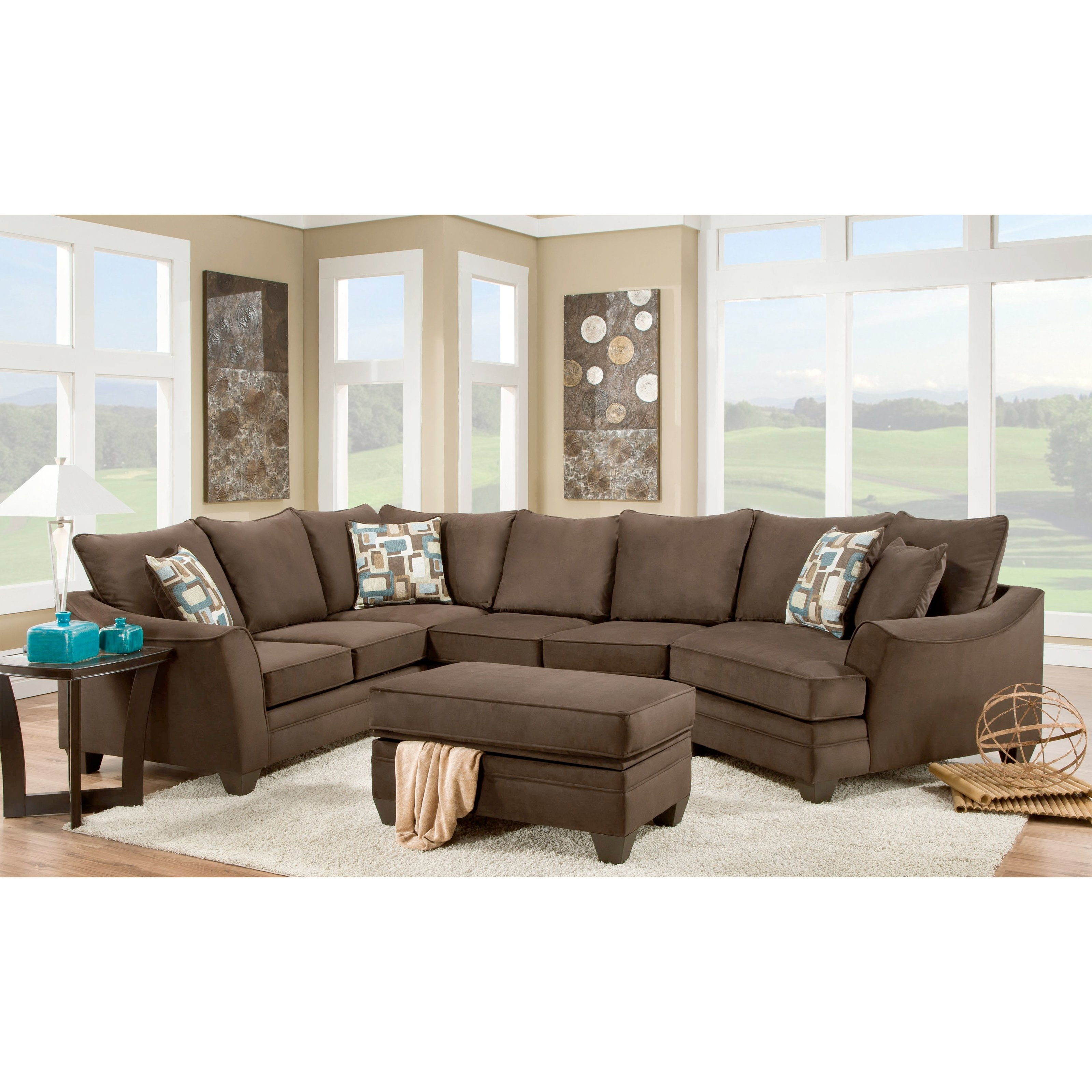 Featured Image of Sectional Sofas In Greensboro Nc