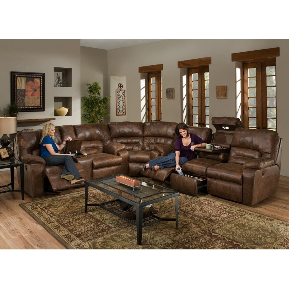 Furniture : Youth Recliner Large Sectional Sofas With Ottoman Large Throughout 100X100 Sectional Sofas (Image 9 of 10)