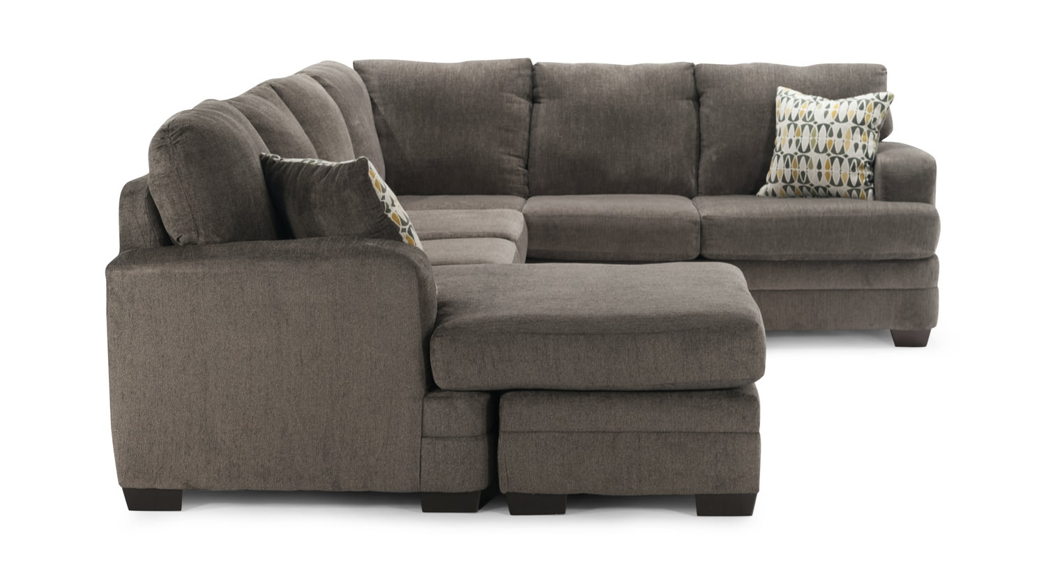 Galena 2 Piece Sectional | Dock86 Within Dock 86 Sectional Sofas (Image 5 of 10)