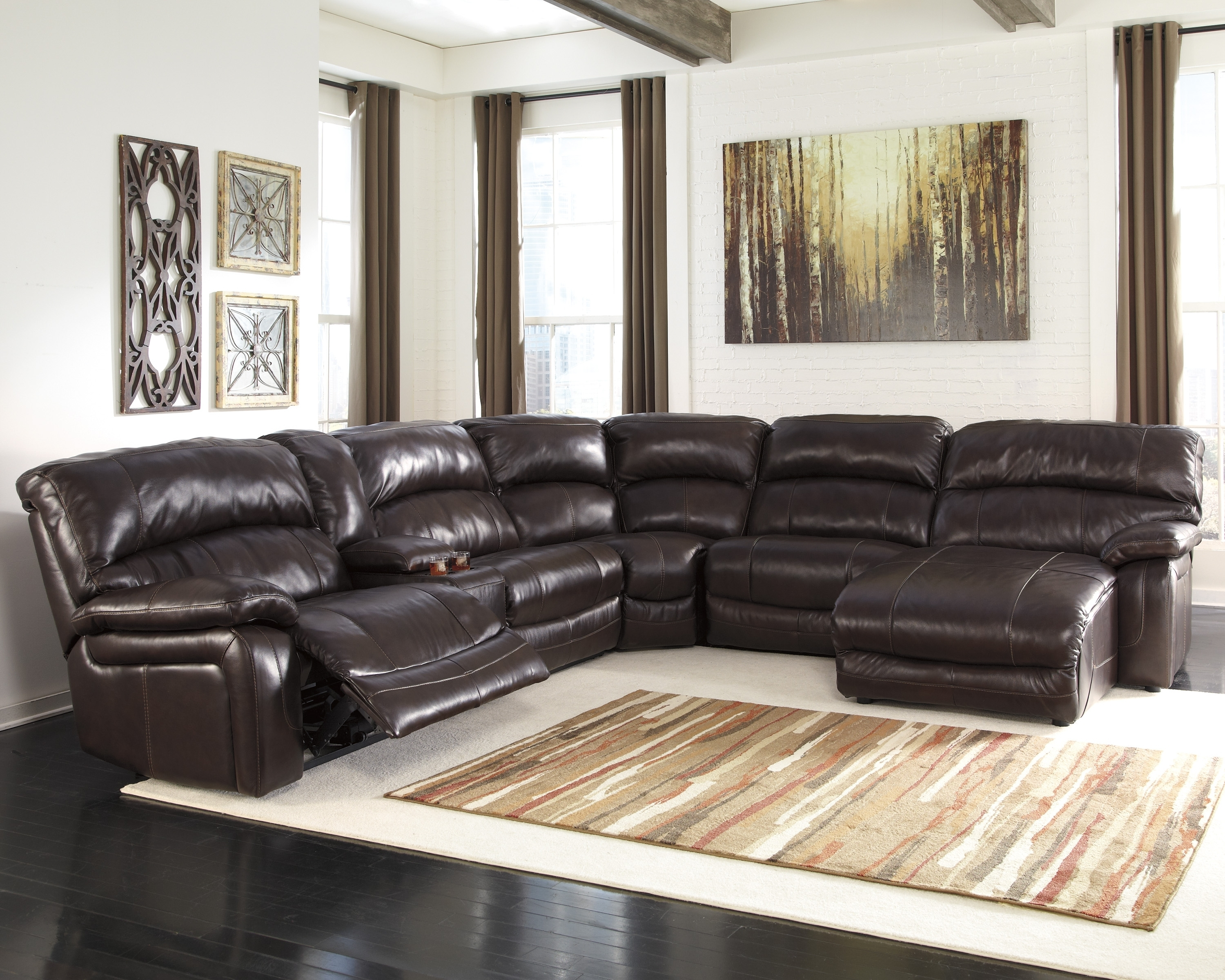 Gallery Craftsman Sectional Sofa – Mediasupload With Regard To Craftsman Sectional Sofas (Image 8 of 10)