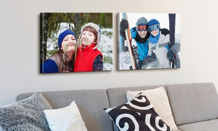 Gallery Wrapped Canvas Prints – Canvas On Demand | Groupon Within Groupon Canvas Wall Art (Image 8 of 15)