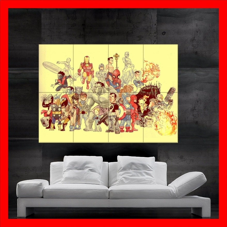 Generous Groupon Wall Art Contemporary – Wall Art Design With Howard Stern Canvas Wall Art (Image 4 of 15)