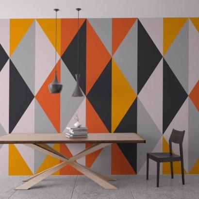 Geometric Wall Art | Idee Per La Casa | Pinterest | Geometric Wall Regarding Geometric Fabric Wall Art (View 6 of 15)