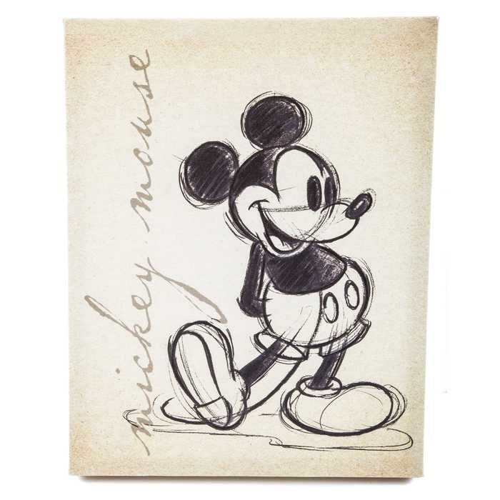 Get Tan Vintage Mickey Mouse Canvas Wall Art Online Or Find Other Intended For Mickey Mouse Canvas Wall Art (View 4 of 15)