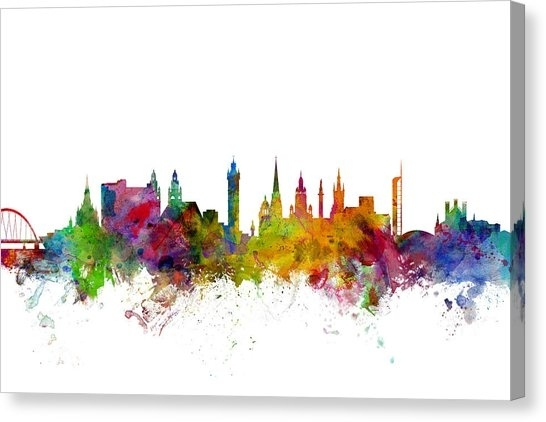 Glasgow Canvas Prints | Fine Art America With Regard To Glasgow Canvas Wall Art (View 13 of 15)