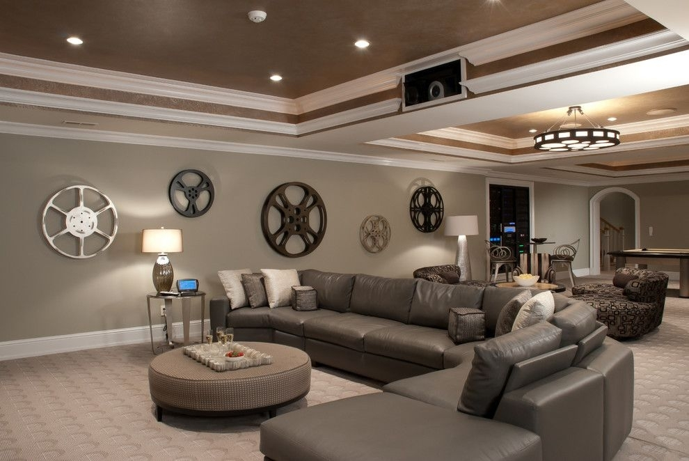 Featured Image of Basement Wall Accents