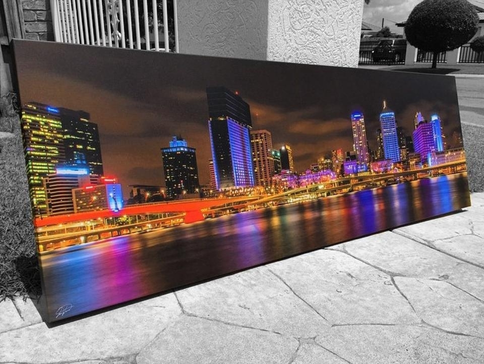 Gold Coast Printing And Framing Quality Custom Printing, Acrylics With Regard To Brisbane Canvas Wall Art (View 14 of 15)