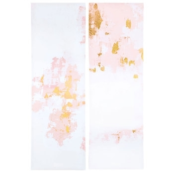 Gold & Pink Abstract Canvas Wall Decor | Hobby Lobby | 1470434 Regarding Hobby Lobby Abstract Wall Art (Image 8 of 15)