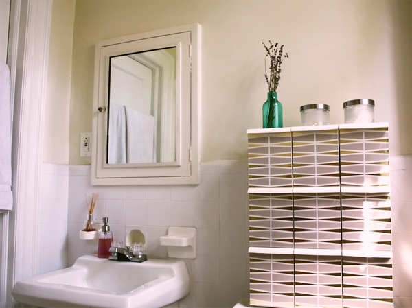 Gorgeous Bathroom Graceful Ideas Design Wall Decor On Decorating In Wall Accents For Bathrooms (View 10 of 15)