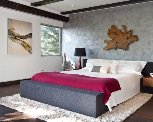 Gray Accent Wall | Houzz Intended For Gray Wall Accents (View 7 of 15)