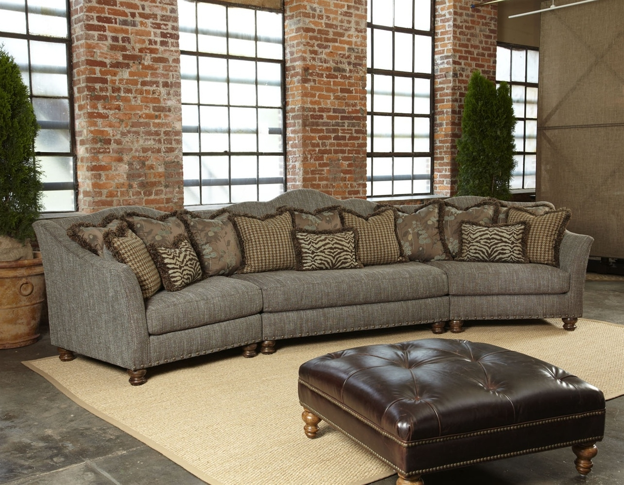 Featured Photo of High End Sectional Sofas