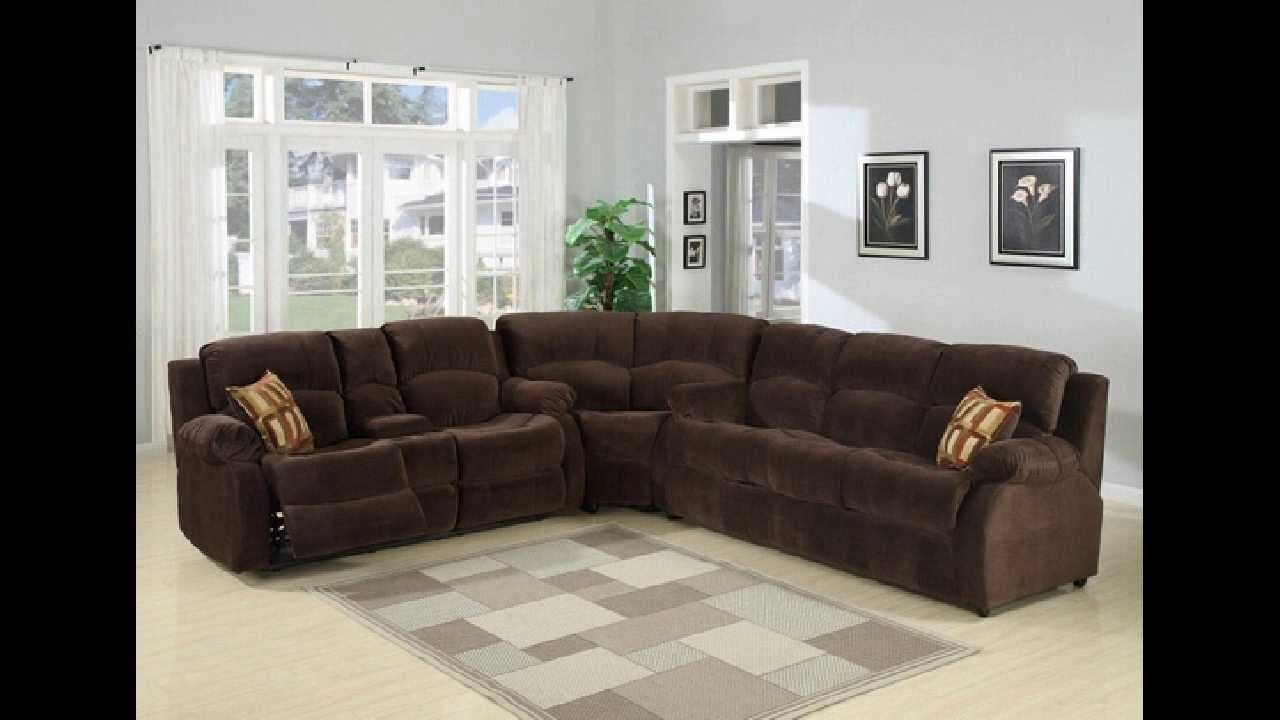 Featured Image of Plush Sectional Sofas