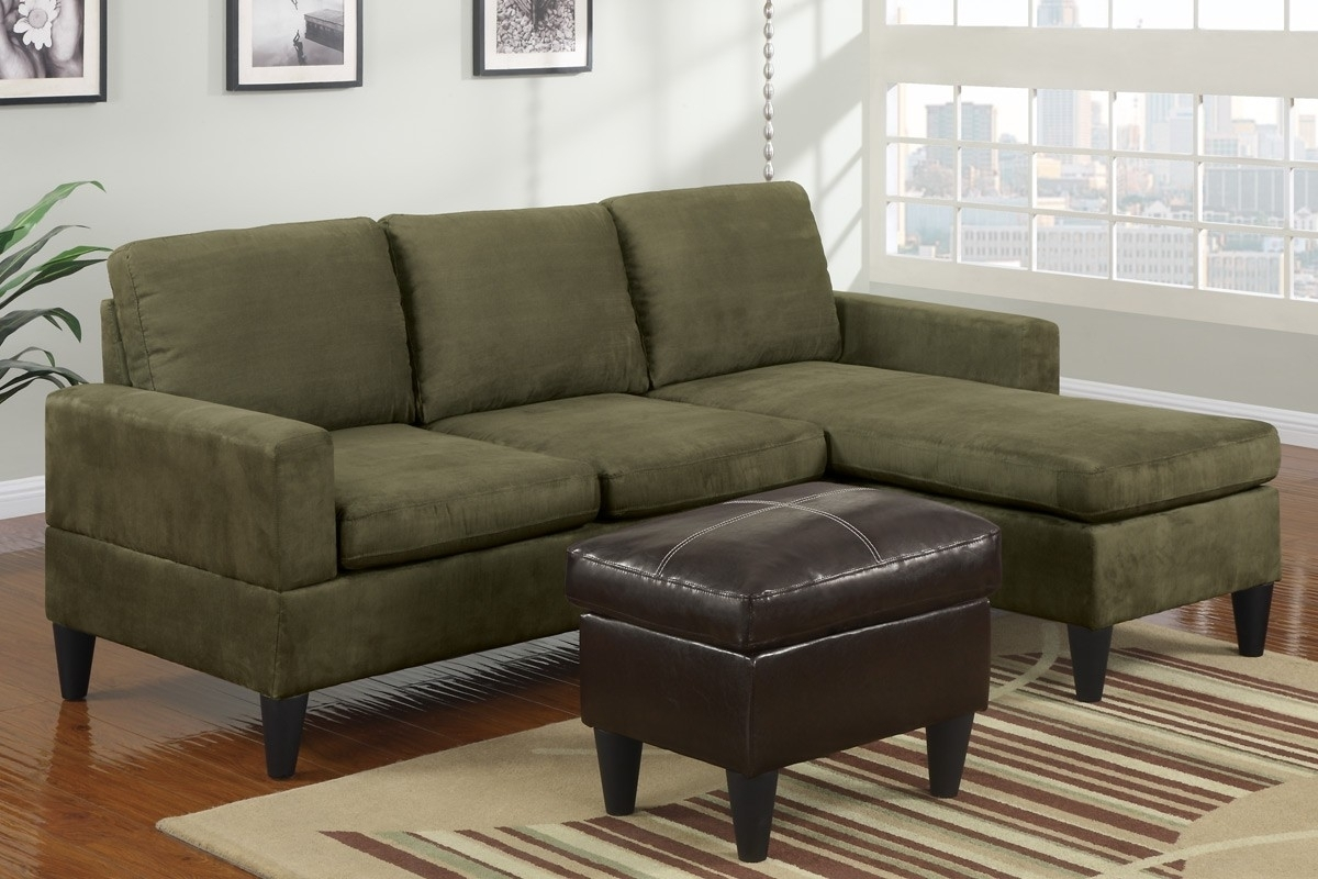 Green Sectional Sofa Design • Sectional Sofa Intended For Green Sectional Sofas With Chaise (Image 6 of 10)