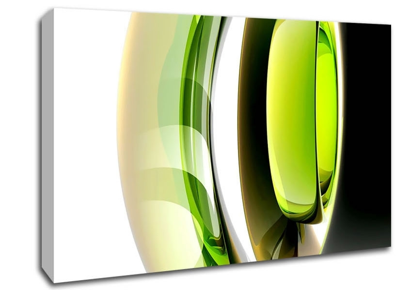 Green Wall Art And Wall Decor | Wallartdirect.co (Image 5 of 15)