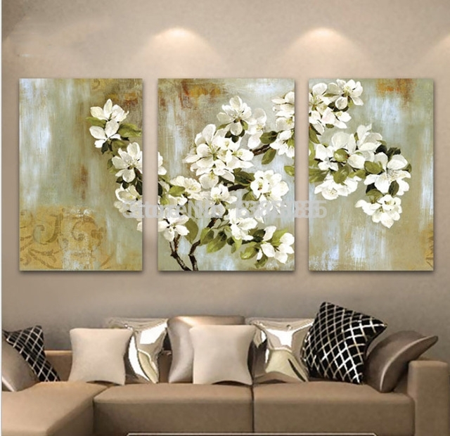 Featured Image of Canvas Wall Art Of Flowers