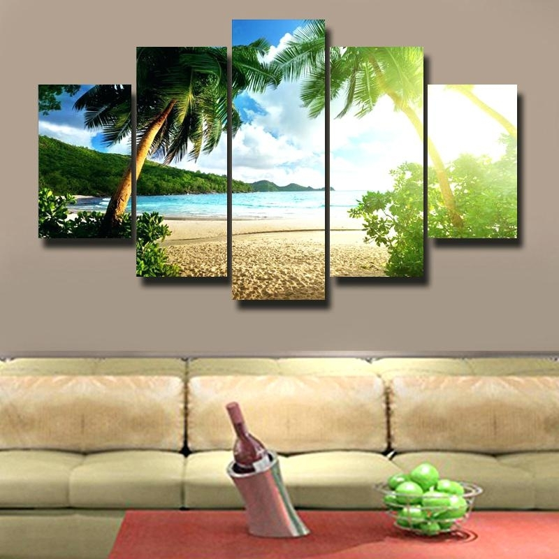 Hawaii Wall Art En An Hawaii Canvas Wall Art – Bestonline Within Hawaii Canvas Wall Art (Image 8 of 15)