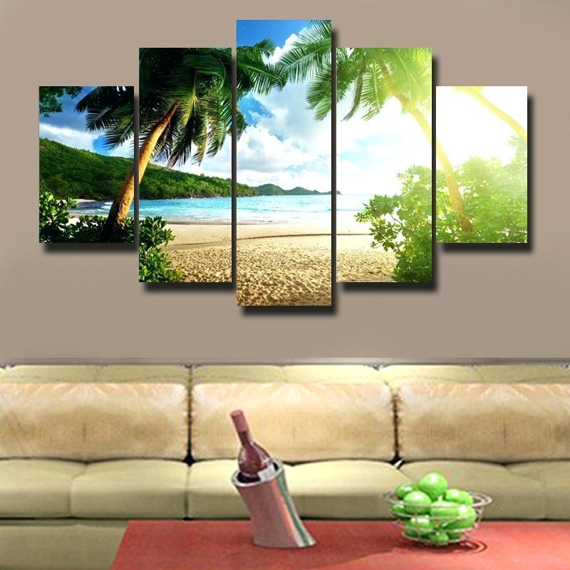 Hawaii Wall Art En An Hawaii Canvas Wall Art – Bestonline Within Hawaii Canvas Wall Art (View 8 of 15)