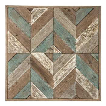 Herringbone Wood Wall Decor | Hobby Lobby | 1129683 In Hobby Lobby Wall Accents (View 8 of 15)