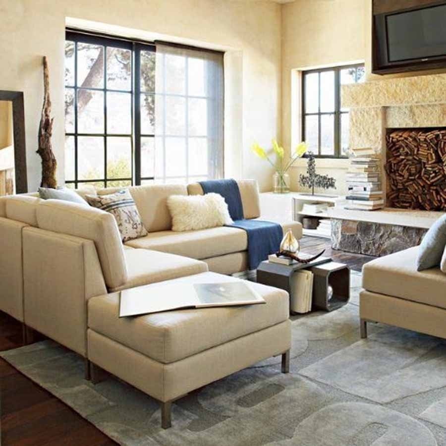 Home Designs : Cute Living Room Decor Living Room Furniture Ideas With Sectional Sofas Decorating (View 5 of 10)