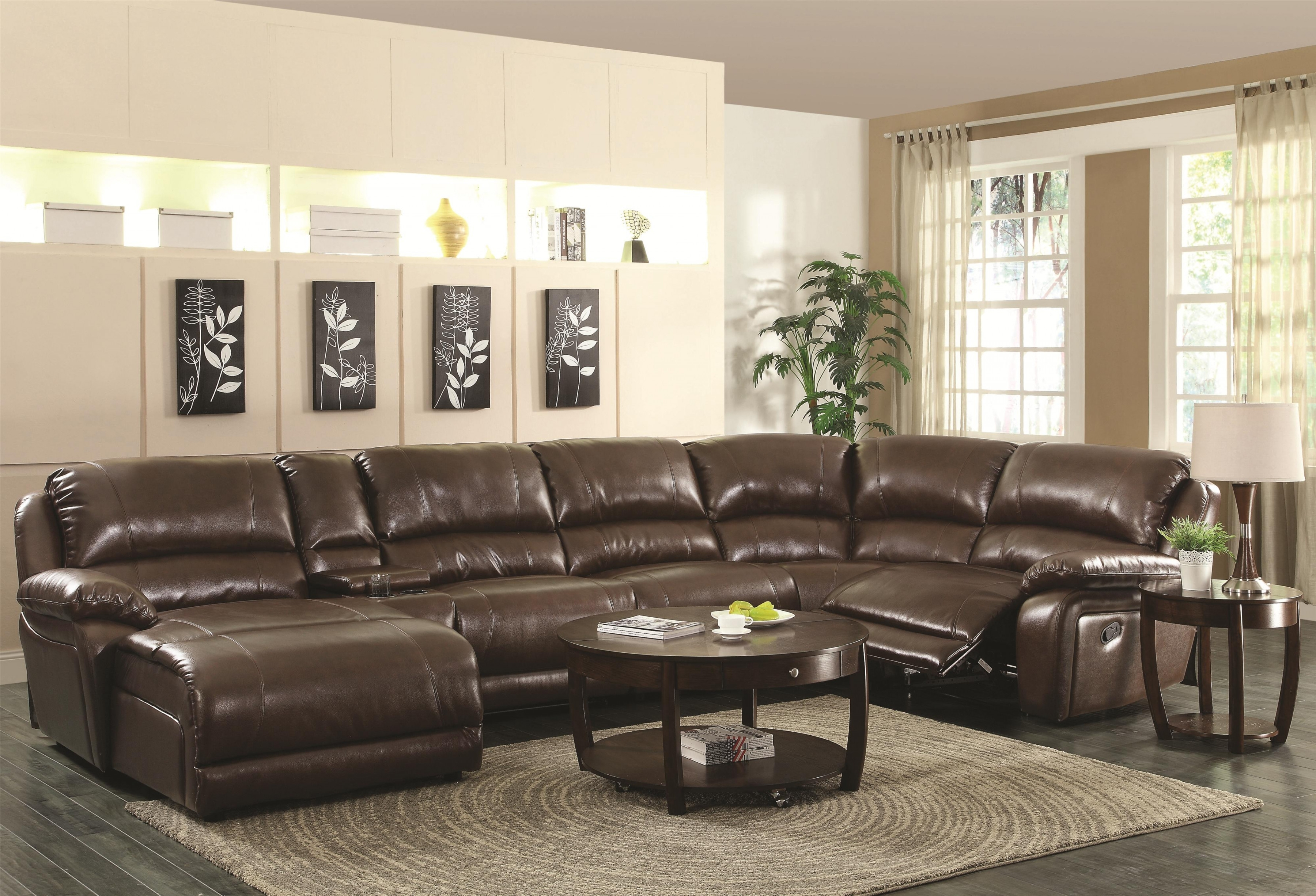 Home : Elegant Sectional Sofas With Recliners And Chaise Home | Home In Elegant Sectional Sofas (View 8 of 10)