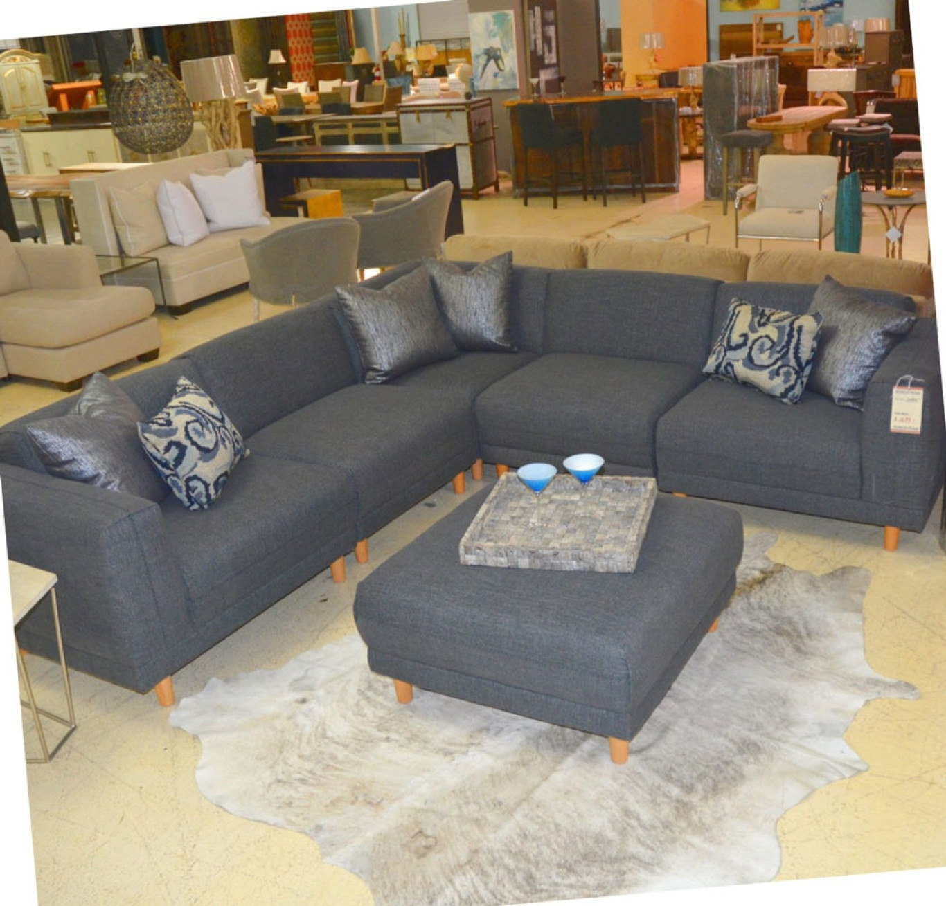 Ordinaire Homemakers Furniture Des Moines Iowa Regarding Homemakers Sectional Sofas  (Photo 1 Of 10)