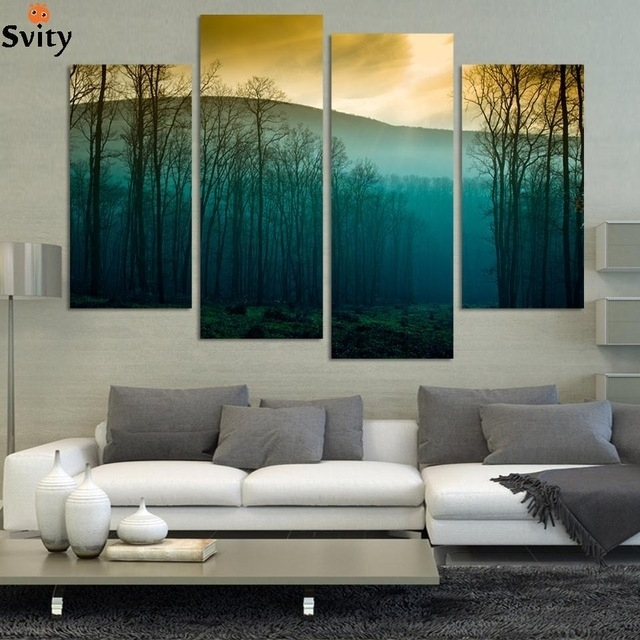 Featured Image of Modern Abstract Huge Wall Art